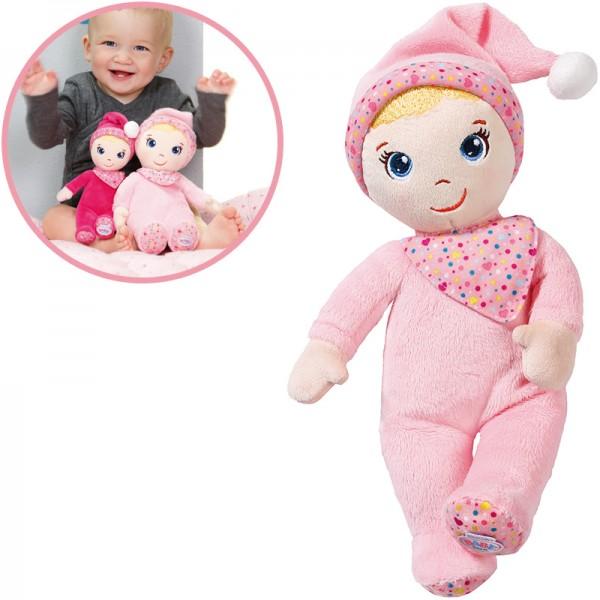 Baby Born First Love Kuschelpuppe Cutie 26 cm (Rosa)