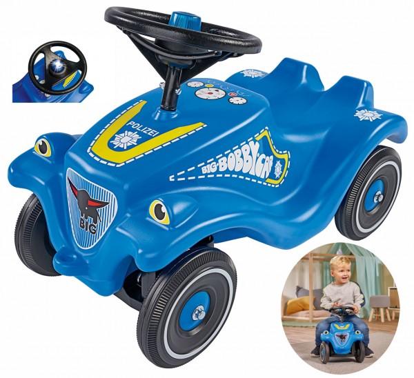 Bobby Car Classic Police Polizei Rutscher (Blau)