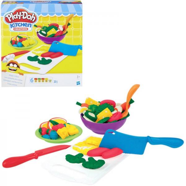 Play-Doh Schnippel- und Servierset
