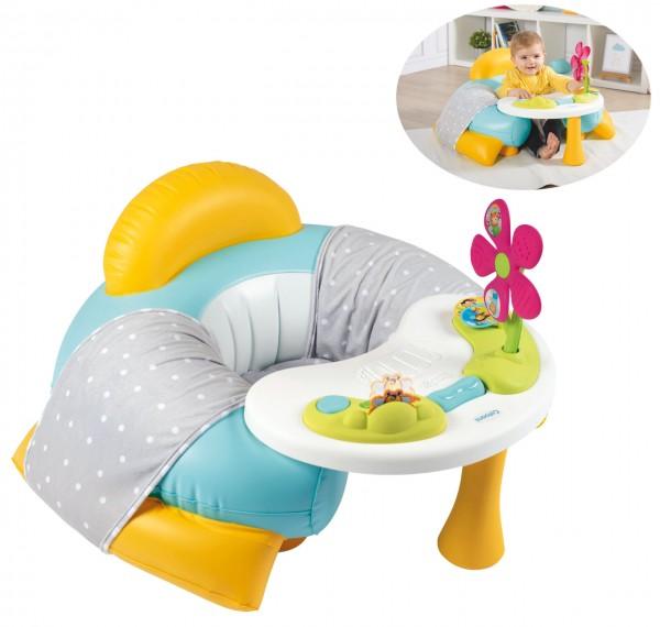 Cotoons Baby Sitz mit Activity-Tisch