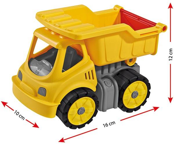 Power Worker Mini Kipper