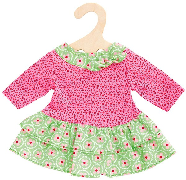 Kleidungsset Sommerkleid Blumi 35-45 cm