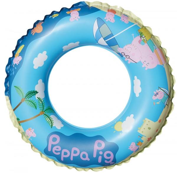 Schwimmreifen Peppa Pig (Hellblau)