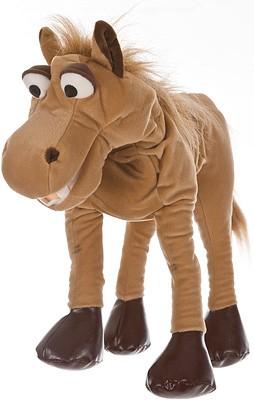 Living Puppets Handpuppe Helge das Pferd 46 cm