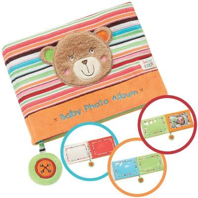 Oskar Babys erstes Fotobuch Teddy (Bunt)