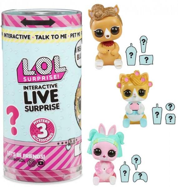 L.O.L. Interactive Live Surprise (Sortiert)