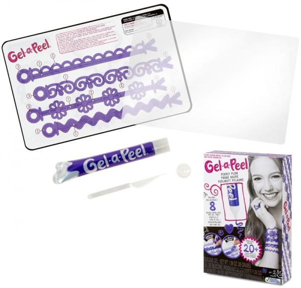 Gel-a-Peel Starter Gel-Set (Lila)