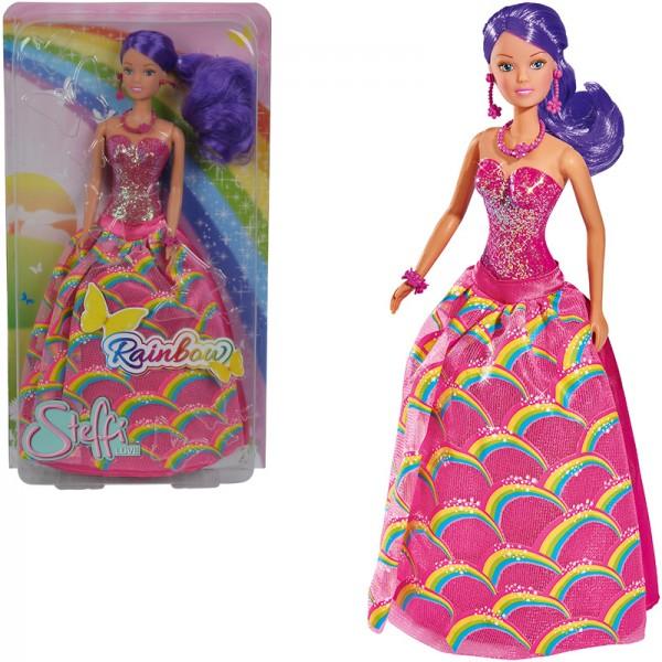 Steffi Love Rainbow (Pink-Lila)