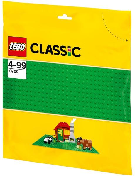 Classic Grüne Bauplatte 10700
