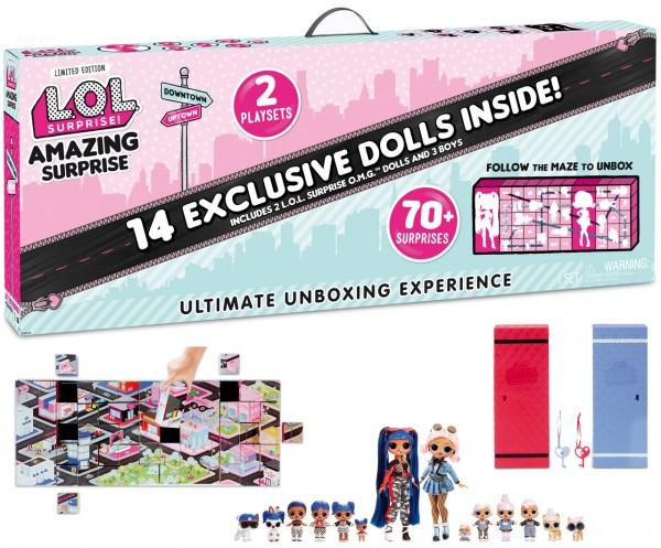 L.O.L. Surprise Amazing Surprise