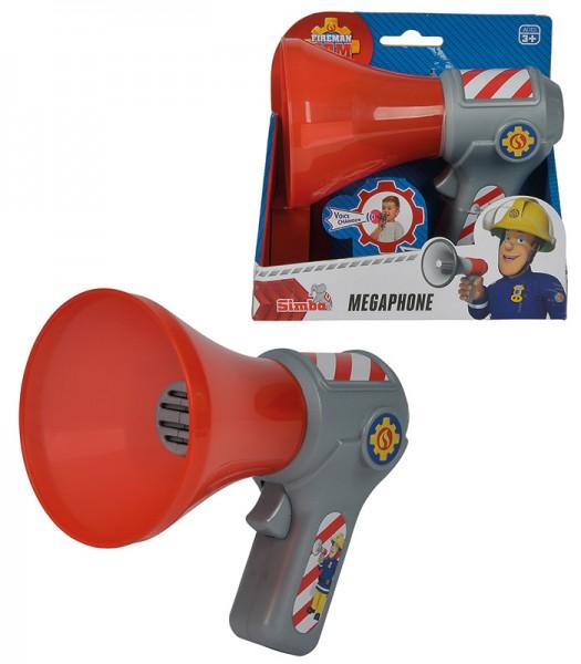 Feuerwehrmann Sam Megaphon