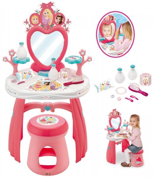 Disney Princess Frisier- und Schminktisch (Rosa)