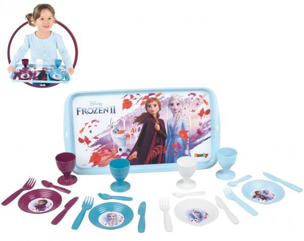 Disney Frozen 2 Dinner-Set mit Tablett