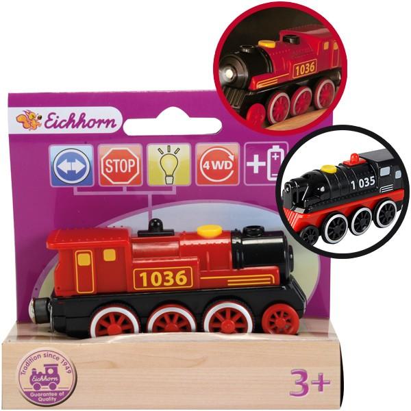 Eisenbahn-Set E-Lok (Sortiert)