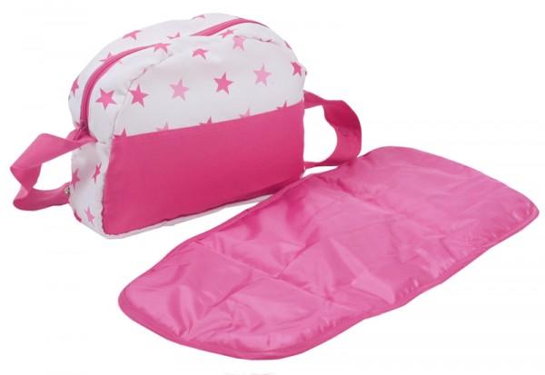 Wickeltasche für Puppenwagen (Pony & Princess)