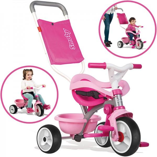 Dreirad Be Move Comfort Girl II (Rosa-Pink)