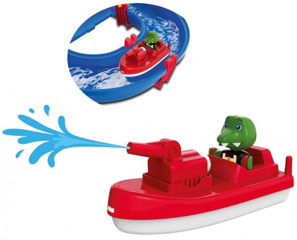 Feuerwehrboot für Wasserbahnen