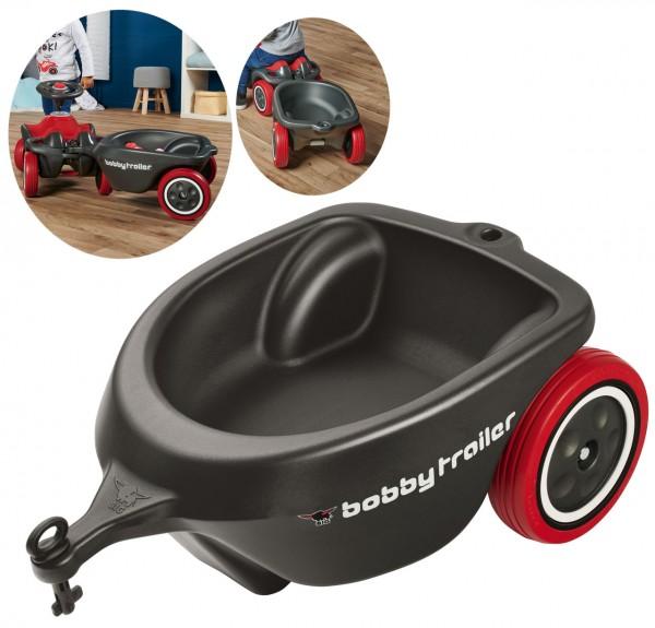 Bobby-Car NEXT Trailer Anhänger (Anthrazit-Schwarz)