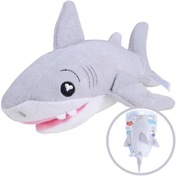 SoapSox Kuschelfreund und Badeschwamm Hai