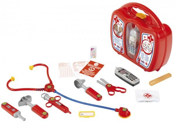 Arztkoffer mit Zubehör und Spielhandy