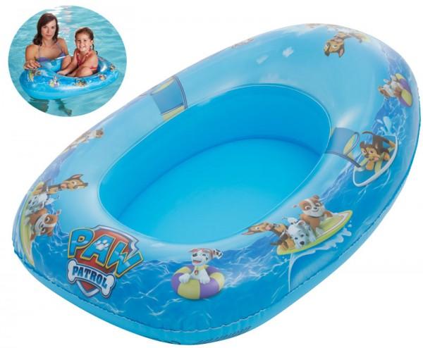 Kinder-Schlauchboot Paw Patrol (Blau)