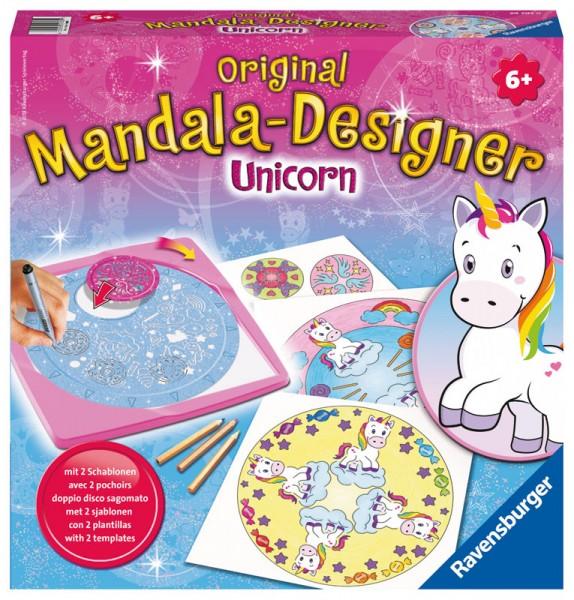 Mandala-Designer Einhorn