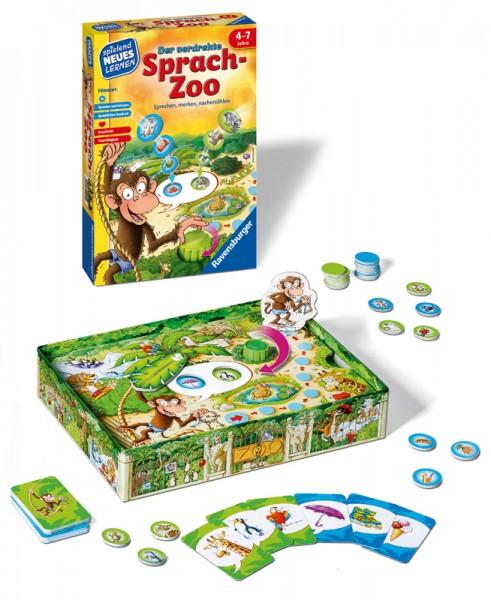Kinderspiel Der verdrehte Sprach-Zoo