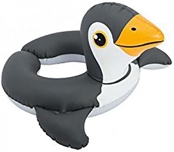 Wasserspielring Pinguin (Schwarz-Weiß)