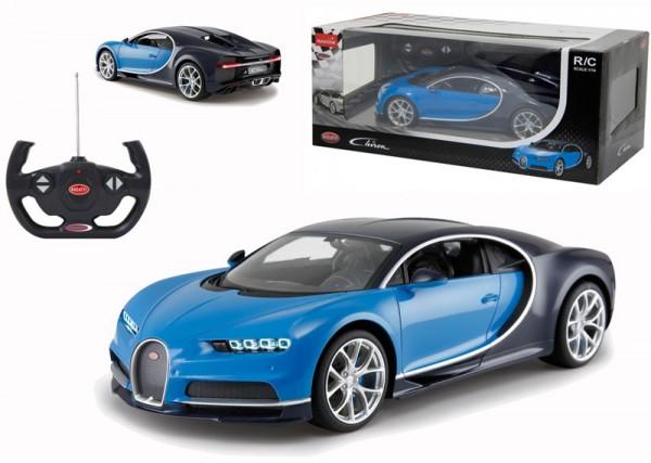 RC Bugatti Chiron 1:14 40MHz (Blau)