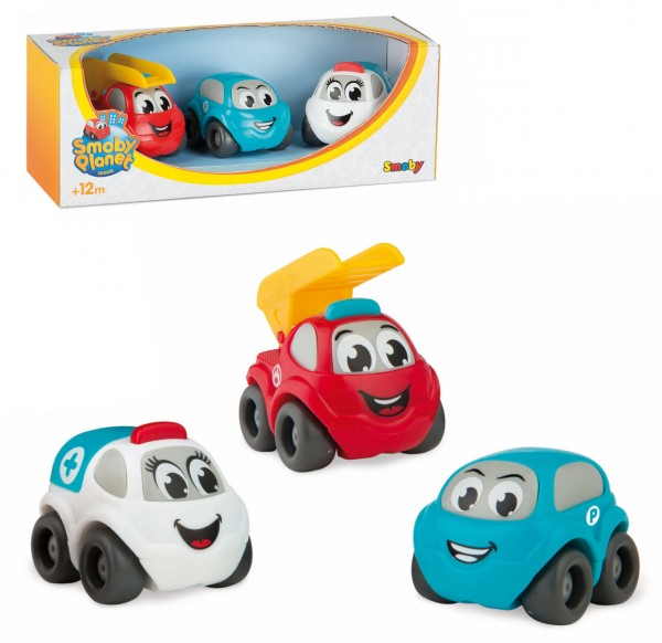 Vroom Planet Mini-Flitzer Set Rettung