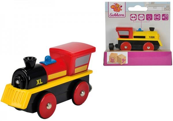 Eisenbahn-Set Batteriebetriebene Lokomotive (Sortiert)