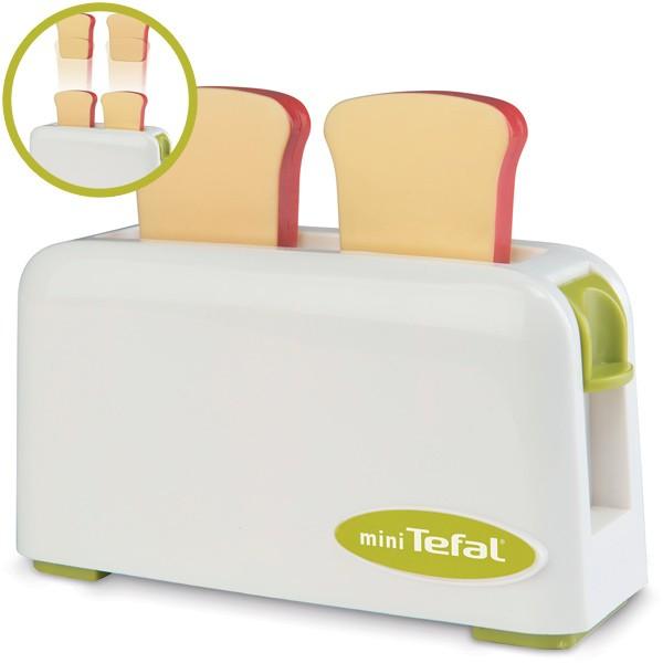 Mini Tefal Toaster (Weiß-Grün)