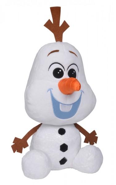 Disney Frozen 2 Plüschtier Chunky Olaf 43 cm (Weiß)