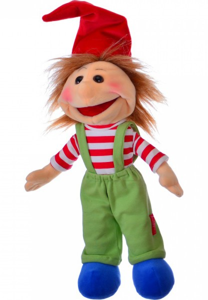 Living Puppets Kleine Handpuppe Zipfel 35 cm
