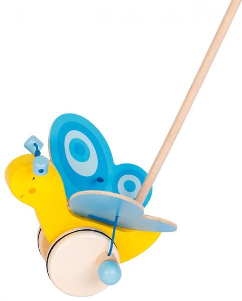 Schiebetier Schmetterling (Blau)