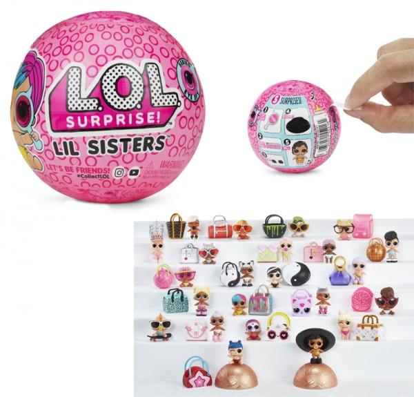 L.O.L. Suprise Lil Sisters (Sortiert)