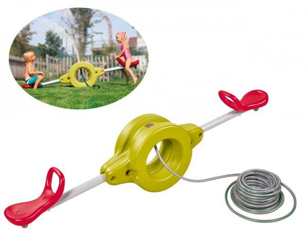 Wasserwippe Kinderwippe für den Garten (Grün)