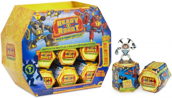 Ready2Robot Build Swap Battle Serie 1 (Sortiert)