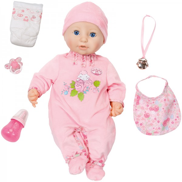 Baby Annabell Puppe 43 cm (Rosa)