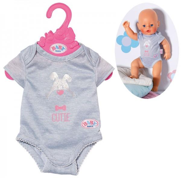 Baby Born Babybody 43 cm (Grau)