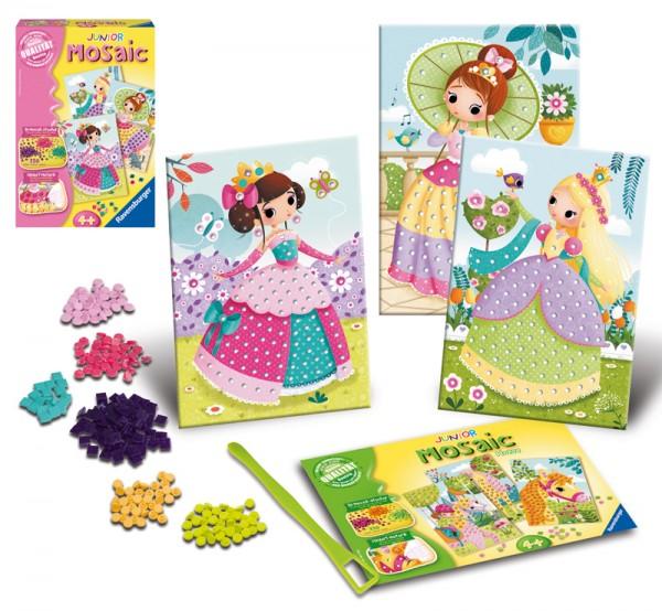 Mosaic Junior Prinzessinnen