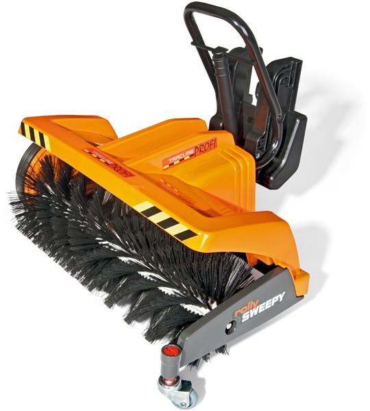 Rolly Sweepy Kehrmaschine (Orange)