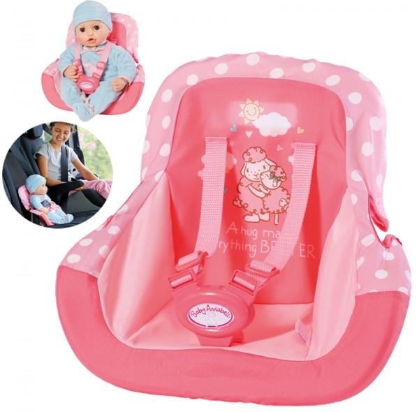 Baby Annabell Travel Autositz (Rosa)