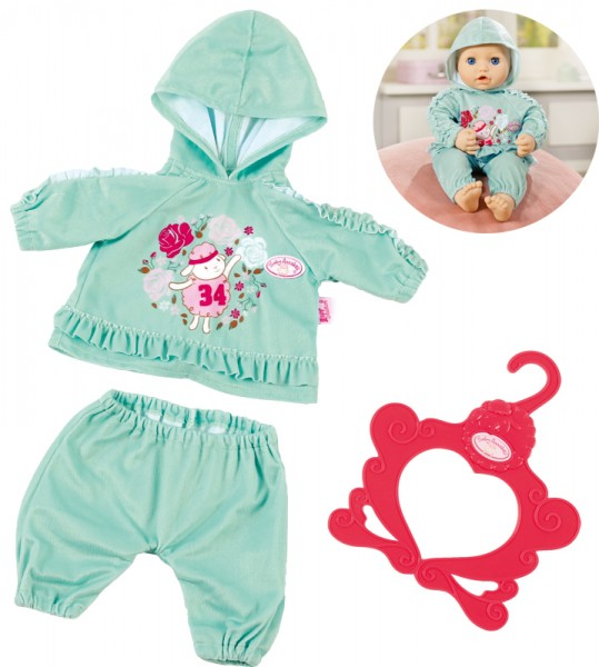 Baby Annabell Baby-Anzug 43 cm (Mint)