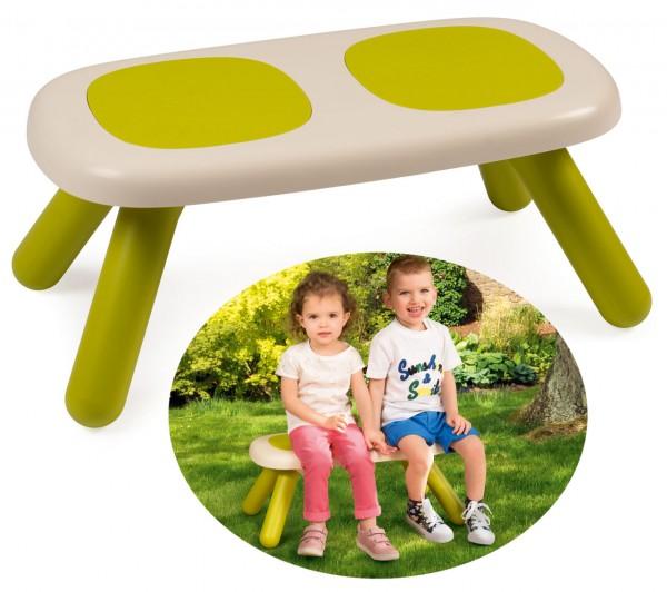 Kinder-Sitzbank Kid für Drinnen und Draußen (Grün)