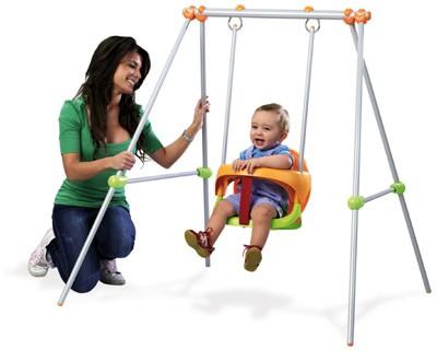 Metallschaukel Baby Swing