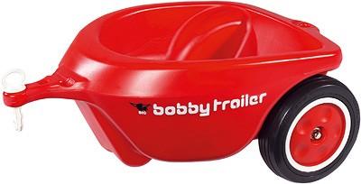 New Bobby Car Anhänger (Rot)