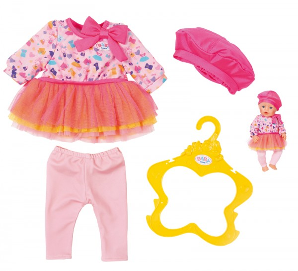 Baby Born Fashion Kollektion 43 cm (Rosa-Pink)