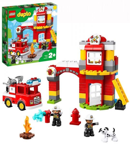 Duplo Feuerwehrwache 10903