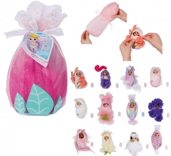 Baby Born Surprise Garden Serie 4 (Sortiert)